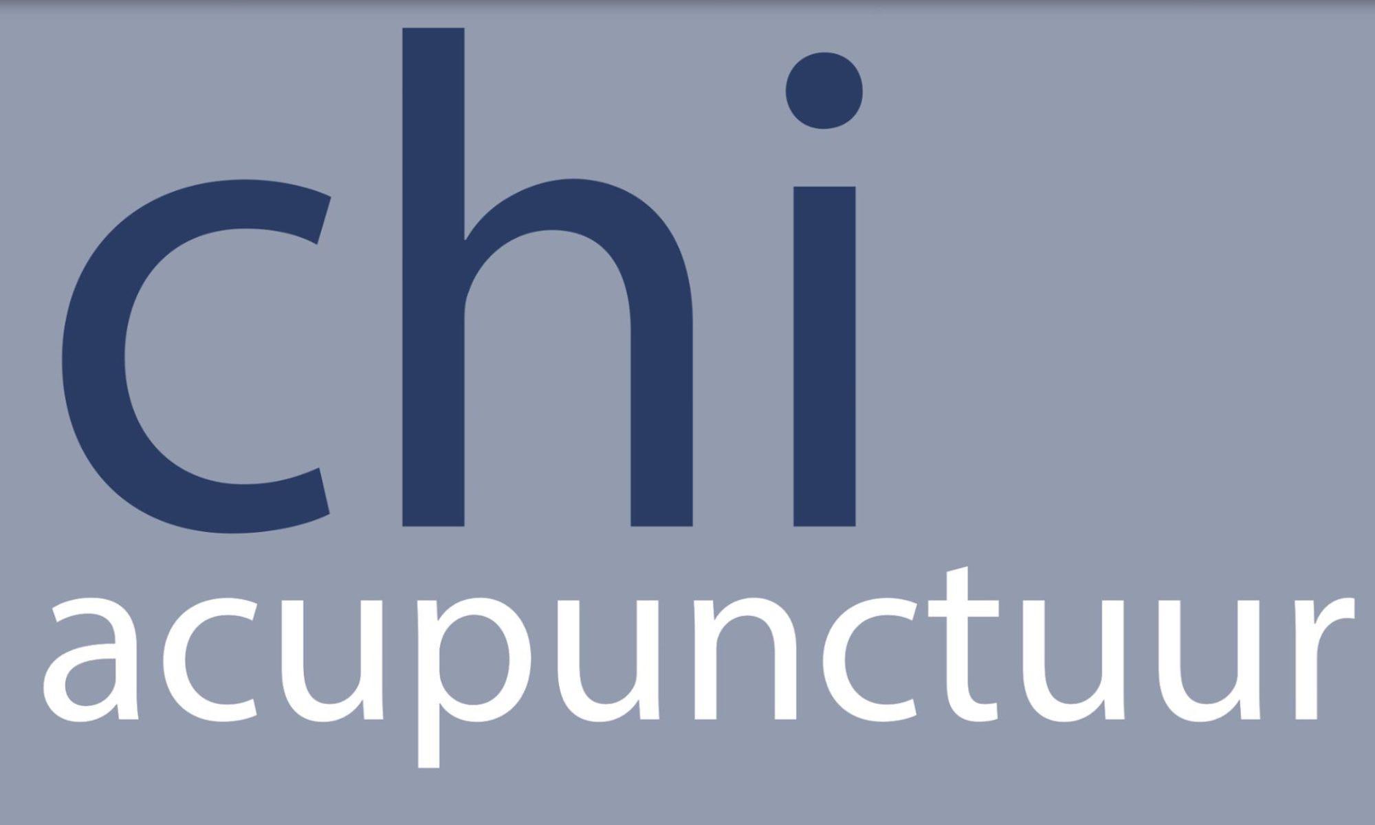 Chi-Acupunctuur
